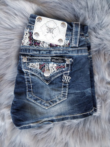 MISS ME ME8381H SHORTS JEANS