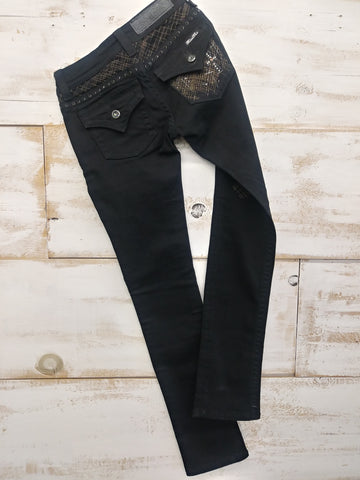 MISS ME JP7187T3 STRAIGHT JEANS