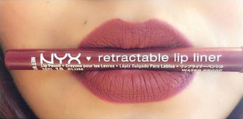NYX RETRACTABLE LIP LINER