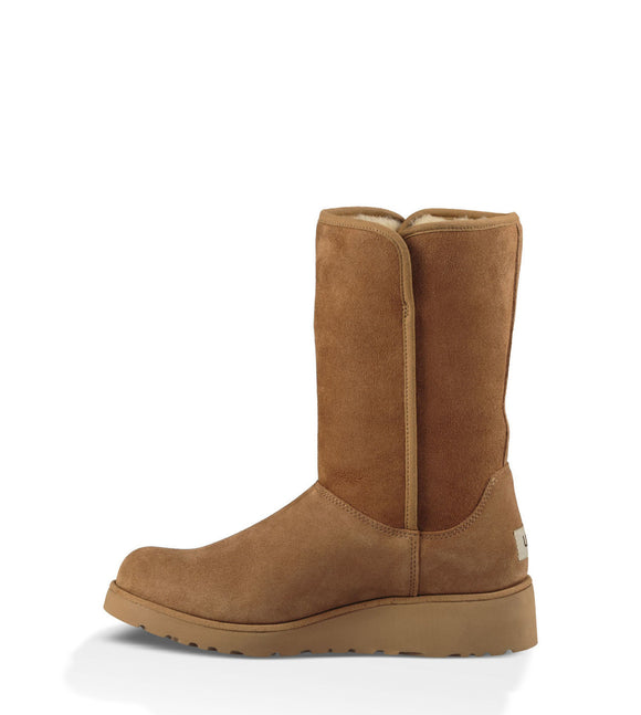 UGG AMIE TALL BOOTS IN CHESTNUT - decadenceboutique - 1