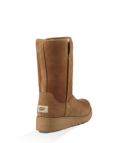 UGG AMIE TALL BOOTS IN CHESTNUT