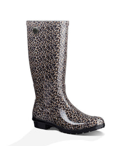 UGG SHAYE RAIN BOOTS IN LEOPARD - decadenceboutique - 1