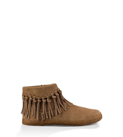 UGG SHENENDOAH IN DARK CHESTNUT