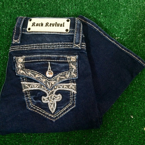ROCK REVIVAL SUKIE B BOOTCUT JEANS