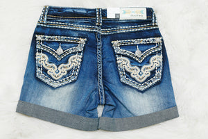 GRACE IN L.A. DESERT STORM EASY SHORTS - decadenceboutique - 1