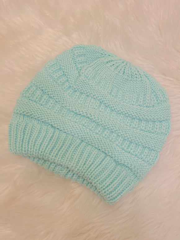 BLIZZARD BEANIE IN MINT