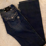 MISS ME JP5057  BOOTCUT JEANS