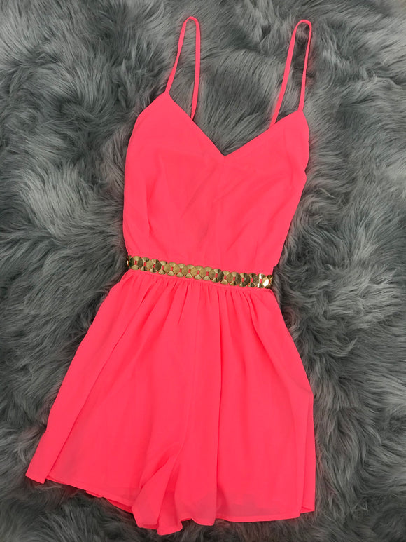 Be Fearless romper