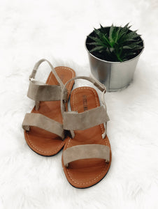 No Going Back Sandals