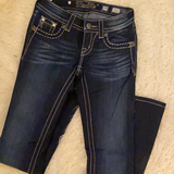MISS ME JE561TL  STRAIGHT JEANS