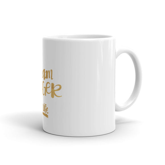 DREAM BIGGER THAN LIFE COFFEE MUG - decadenceboutique - 1