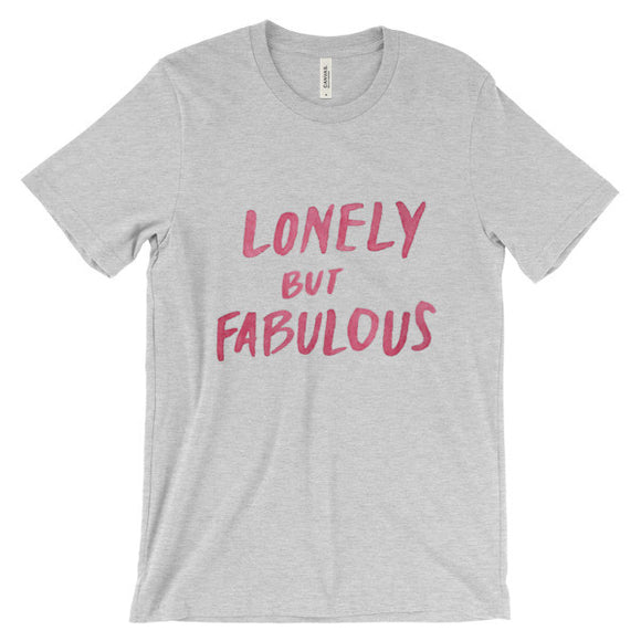 LONELY BUT FABULOUS TEE - decadenceboutique - 1