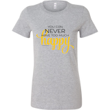 TOO MUCH HAPPY TEE - decadenceboutique - 2