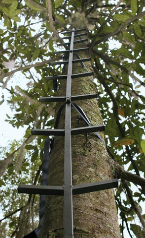 OL'Man Outdoors 20 FT Surefoot stick ladder tree stand