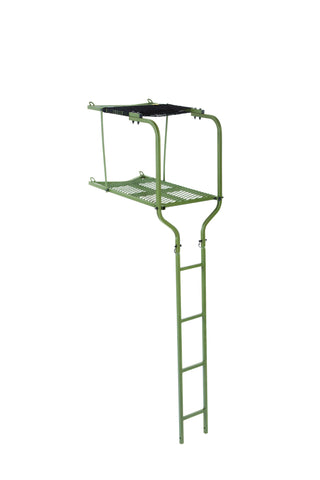 OL'Man Outdoors 15 ft Bowlite ladder tree stand