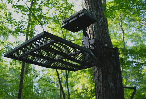 Gecko 360 Outdoors Dominator 2X Hangon Treestand