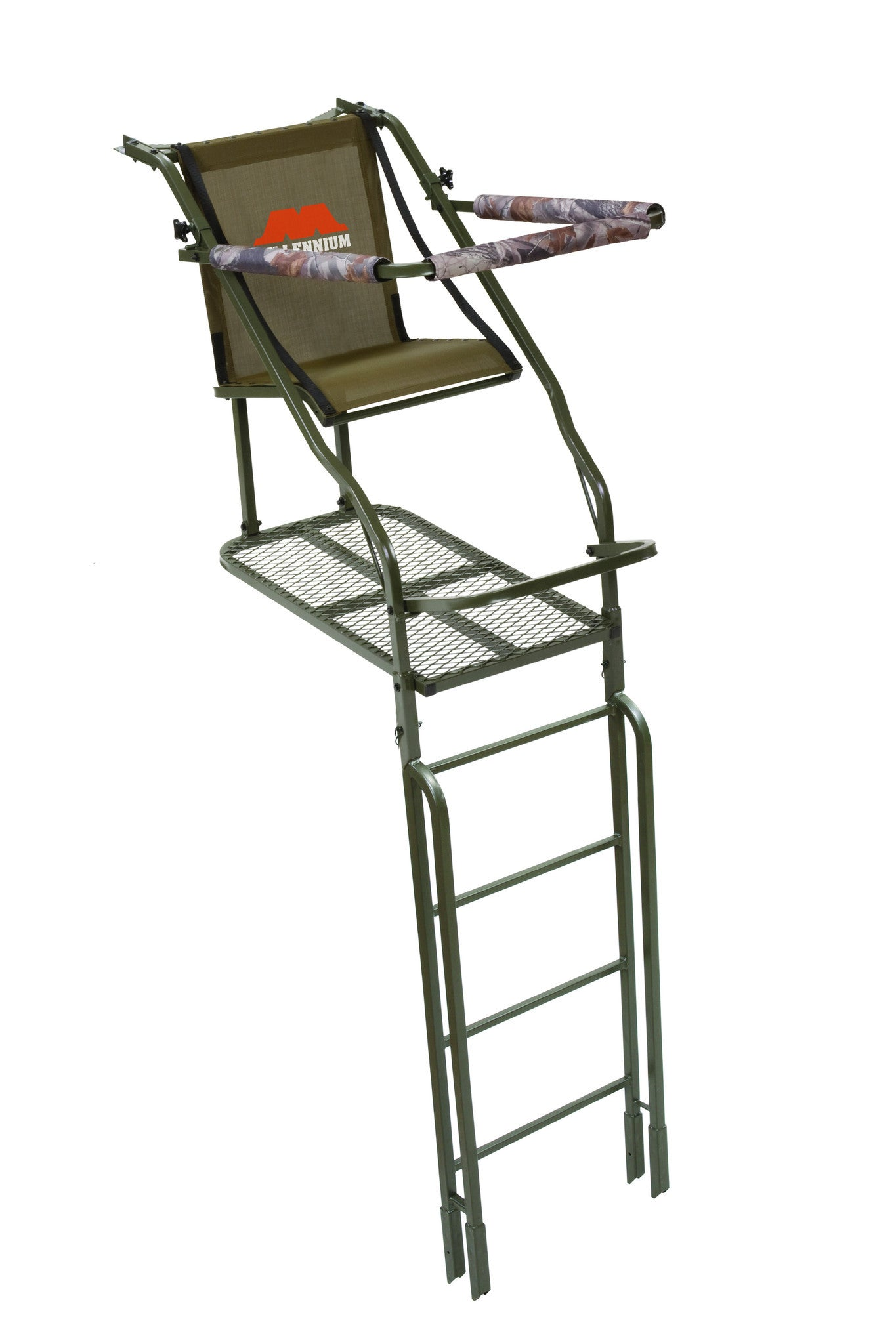 Millennium L110 21 FT Single ladder tree stand – Hunter Tree