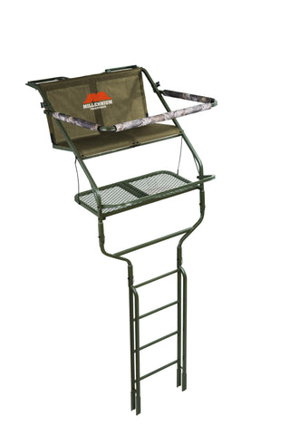 Millennium L200 18 FT Double ladder treestand