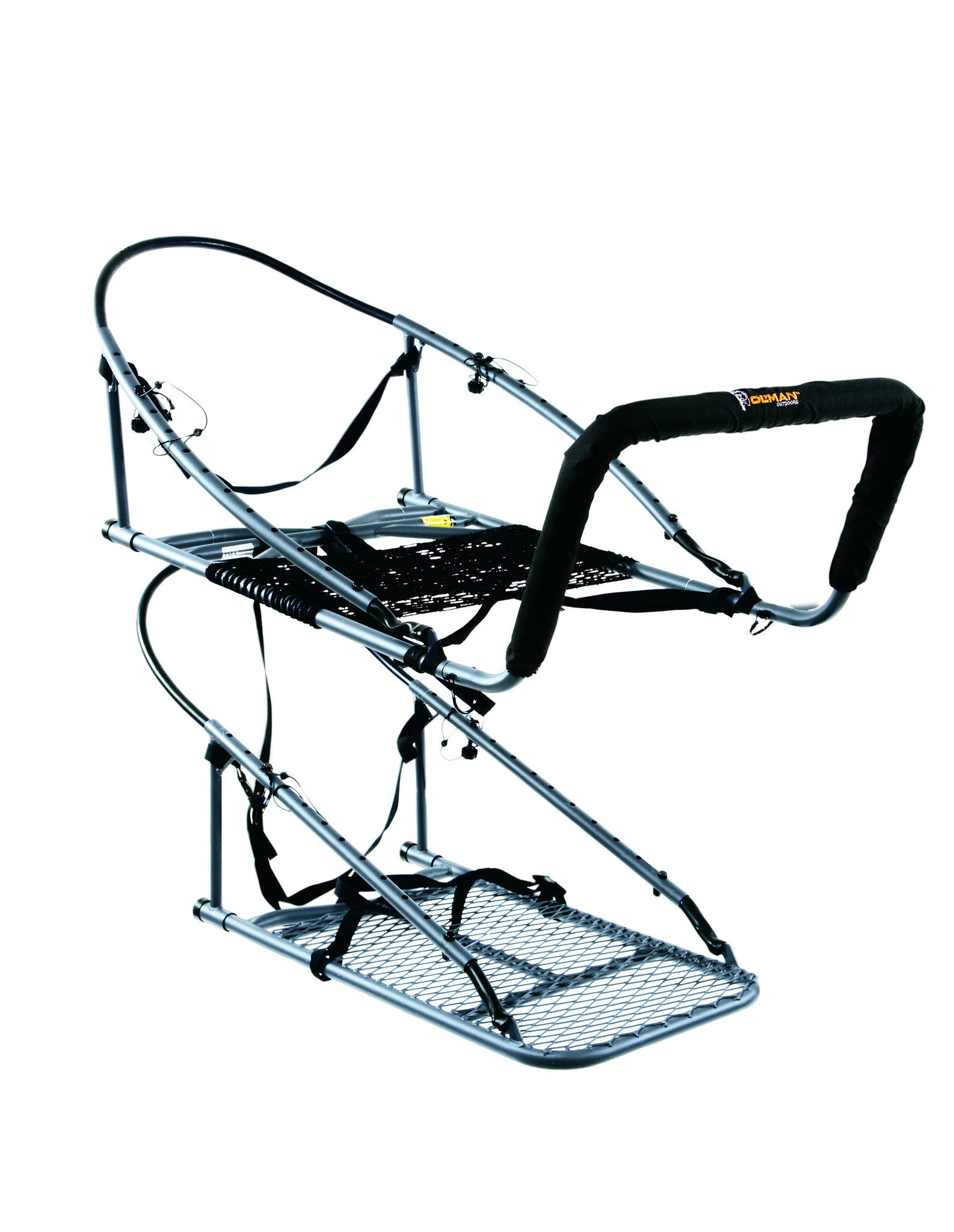 Ol Man Outdoors SteelMulti Vision Climber tree stand
