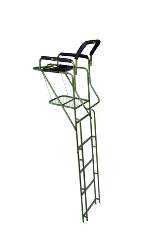 OL'Man Outdoors 20 ft Ol Timer Deluxe Ladder Tree stand