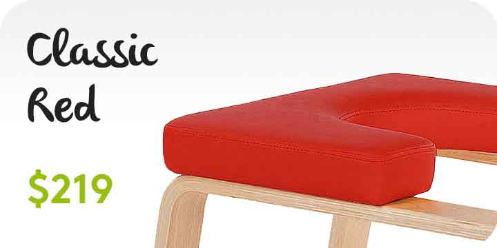 FeetUp® Trainer - Classic, Red