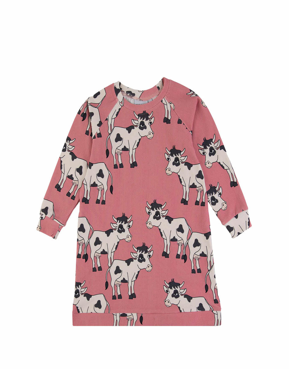 Dear Sophie Cow Pink Tunic