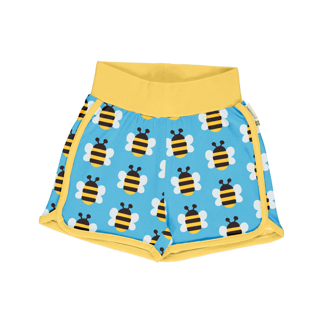 Maxomorra Humble Bumblebee Runner Shorts