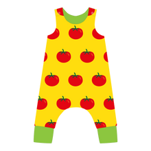 Load image into Gallery viewer, Tomato Dungarees