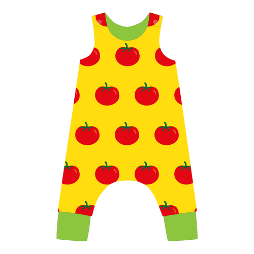 Tomato Dungarees