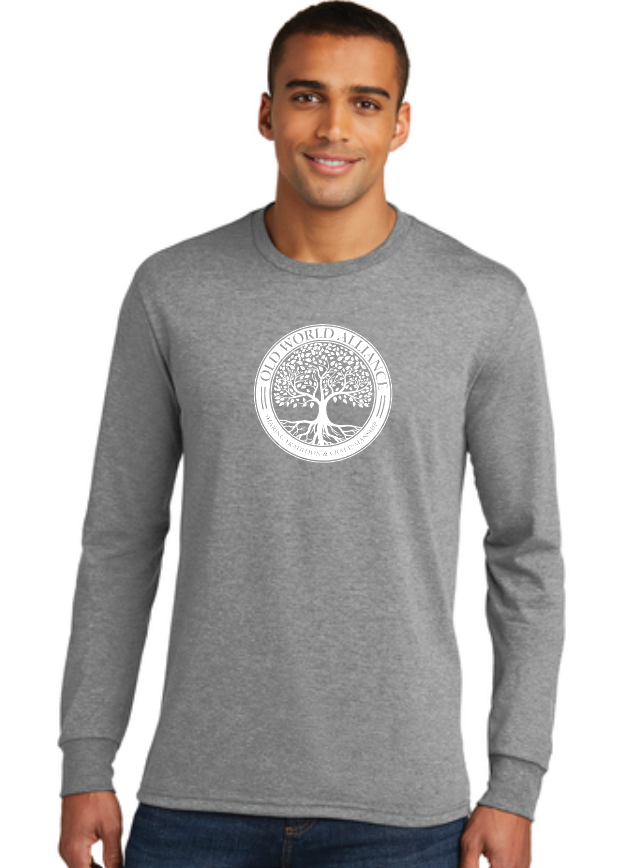 Old World Alliance Long Sleeve T-Shirt - Men