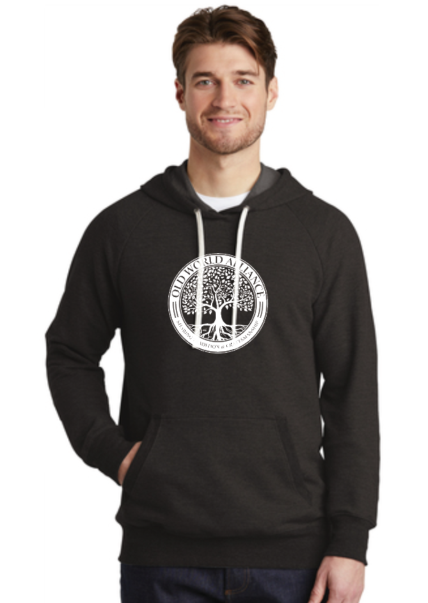Old World Alliance Hooded Sweatshirt - Men