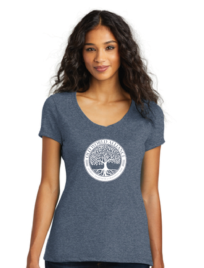 Old World Alliance Signature V-Neck - Women