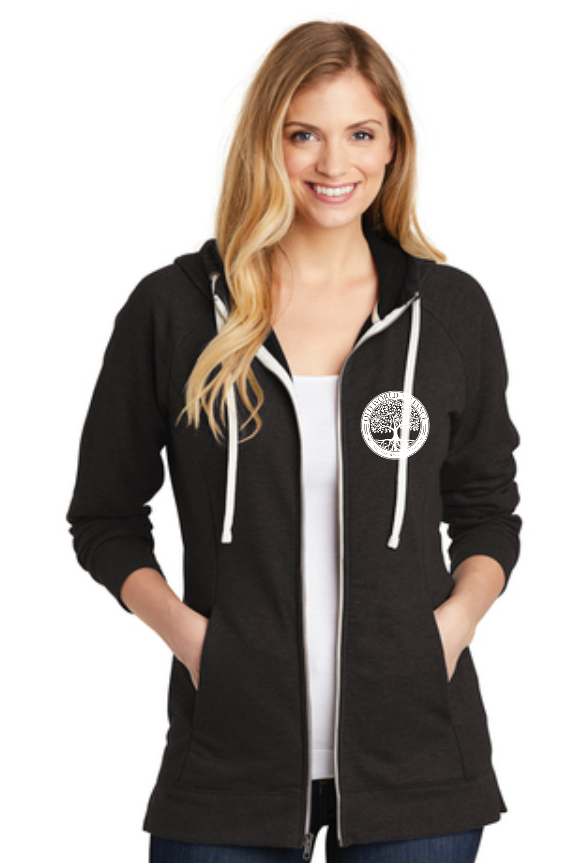 Old World Alliance Zip Up Sweatshirt - Women