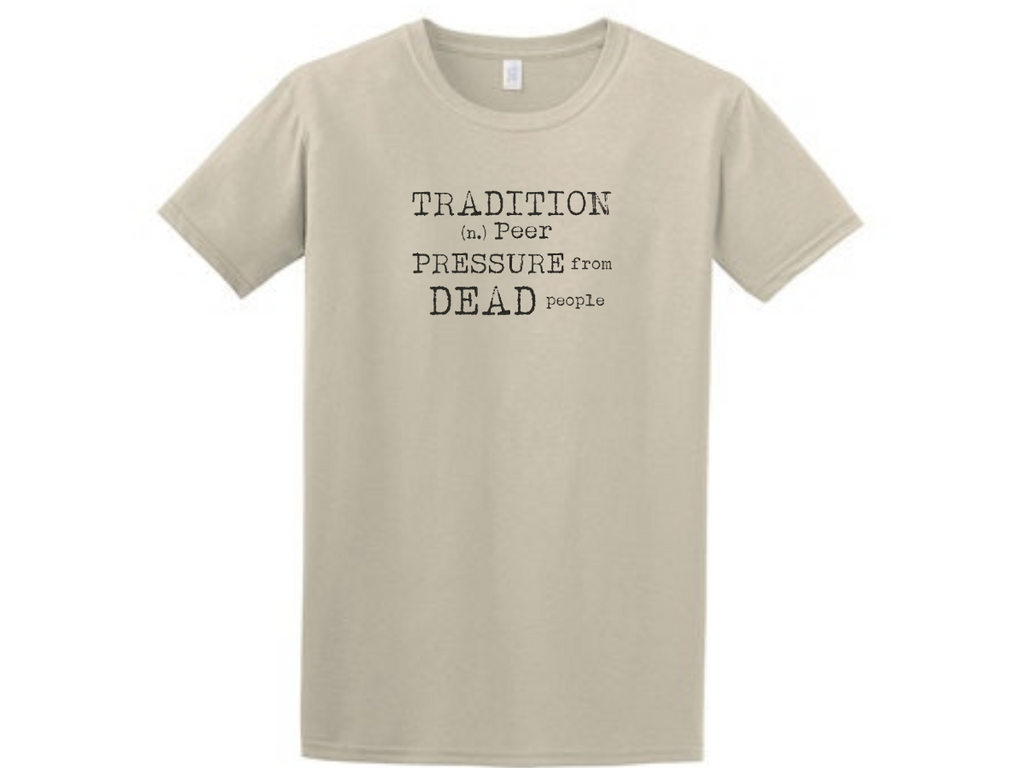 Tradition Definition T-Shirt