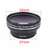 0.45x Super Wide Angle & 12.5x Super Macro Lens HD Camera Lens For iPhone & Xiaomi - www.technoviena.com