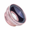 0.45X Wide Angle+12.5X Macro Lens Professional HD Phone Camera Lens 2in1 For Smart Phone - www.technoviena.com