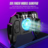Joystick With Heat Dissipation Game Controller For Mobile Phone - www.technoviena.com