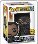 POP BLACK PANTHER BLACK PANTHER VINYL FIGURE CHASE!