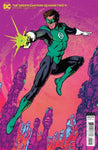GREEN LANTERN SEASON 2 #9 (OF 12) CHRIS BURNHAM VAR ED
