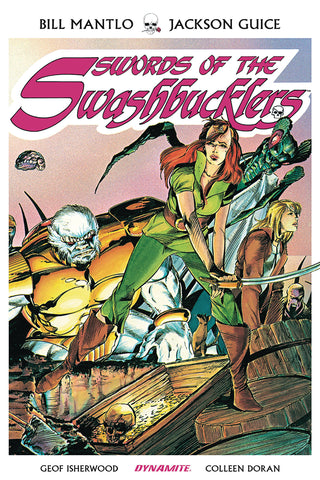 SWORDS OF SWASHBUCKLERS TP