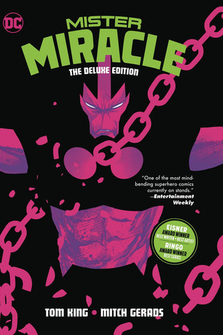 MISTER MIRACLE DELUXE EDITION HC (MR)