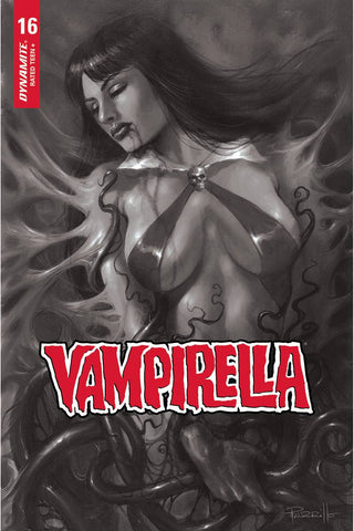 VAMPIRELLA #16 10 COPY PARRILLO B&W INCV