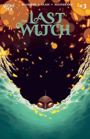 LAST WITCH #3 CVR A GLASS