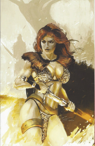 Killing Red Sonja #1 CMC Exclusive