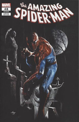 The Amazing Spider-Man #48 Gabriele Dell'otto Trade Dress Variant