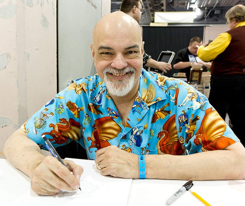 George Perez Signature Opportunity