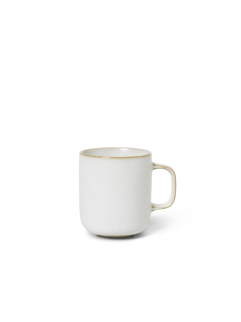 Sekki Mug - Cream - by ferm Living