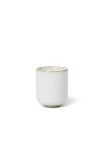 Sekki Cup Large - Cream - by ferm Living