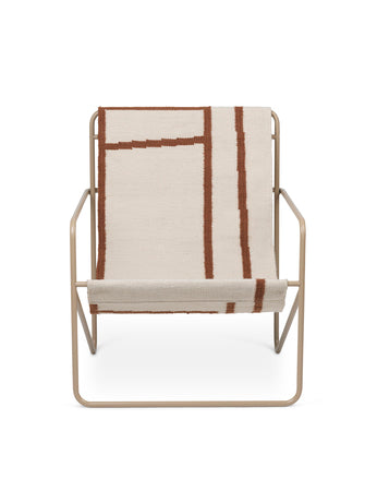 Desert Lounge Chair | Indoor or Outdoor Use