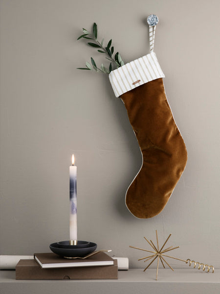 Brass Christmas Tree Top Star by ferm Living